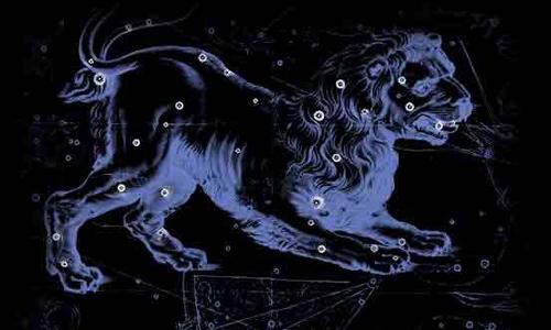 狮子座是的男生?天蝎座的原因经常玩儿消失的性格图片
