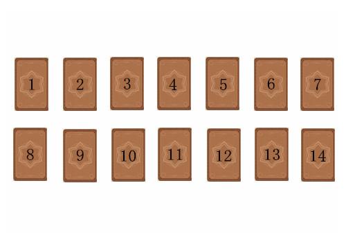 塔罗牌占卜:如何推算一周运势