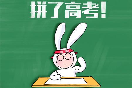 高考毕业季五生肖学习